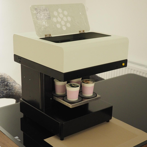 DIY CAKE COFFE COOKIE FOOD Digital Coffe Printer