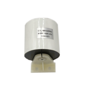 800vdc 120uf CBB15 CBB16 Welding Inverter DC Filter Capacitor