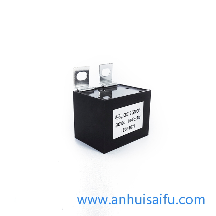 CBB15 Welding Inverter DC Filter Capacitor 20uf 500VDC-1400VDC