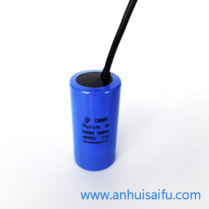 CBB60 motor run capacitors 50uf 55uf